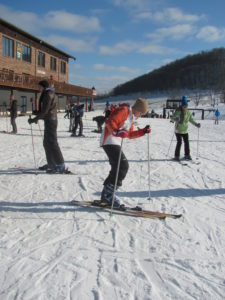 At 18 years of age, I had finally figured out what quadriceps were and how to use them.  (Perfect North Slopes, 2012)